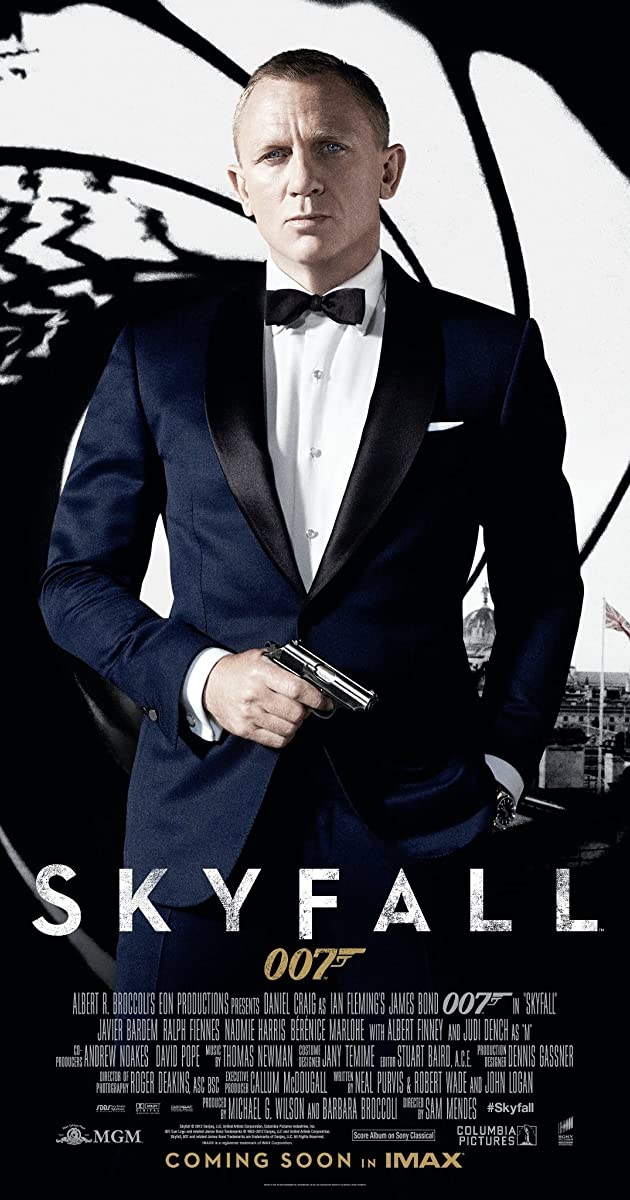 Skyfall (2012) - Soundtracks - IMDb