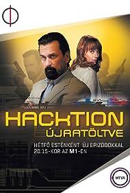 Zsolt Anger and Ági Gubík in Hacktion (2011)