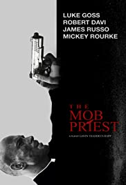 The Mob Priest Poster
