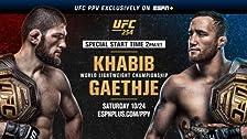 UFC 254: Episodes 1-6