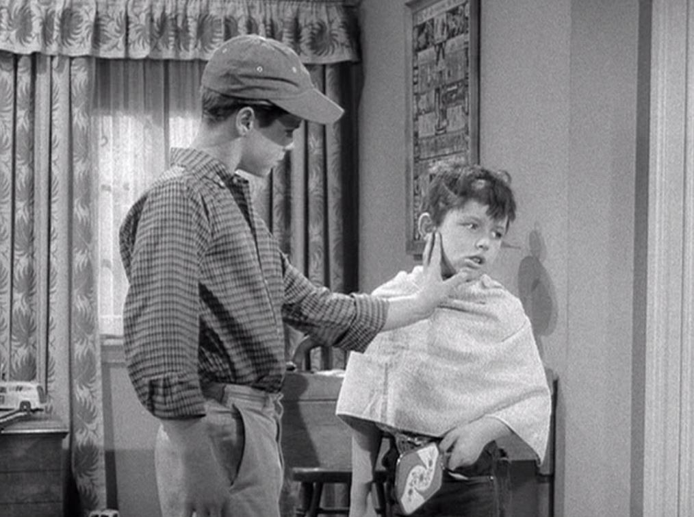 The Haircut 1957