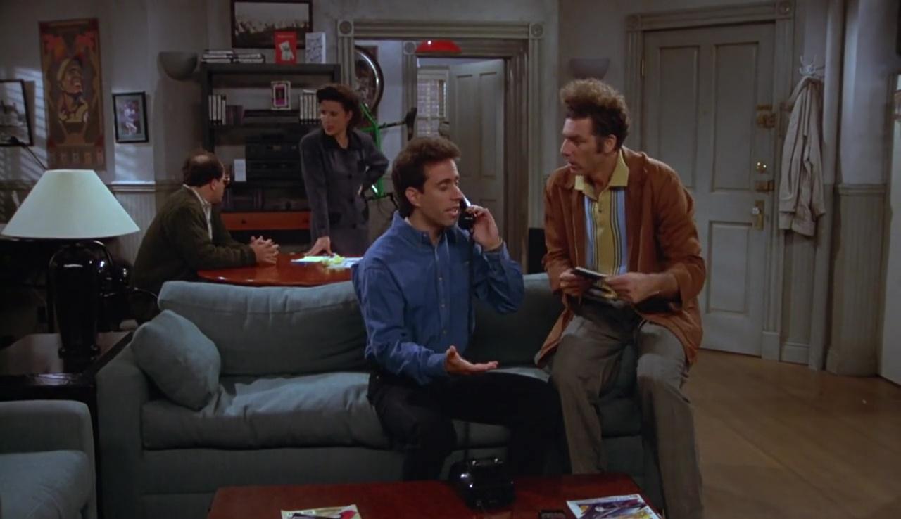 Seinfeld The Pick Tv Episode 1992 Imdb