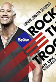 Rock the Troops Poster