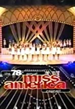 The 78th Annual Miss America Pageant