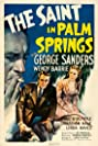 The Saint in Palm Springs (1941) Poster