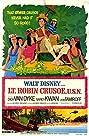 Lt. Robin Crusoe, U.S.N. (1966) Poster
