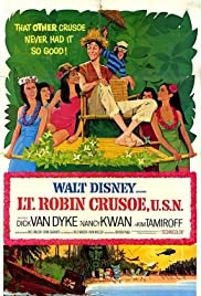 Lt. Robin Crusoe, U.S.N. (1966) Poster - Movie Forum, Cast, Reviews
