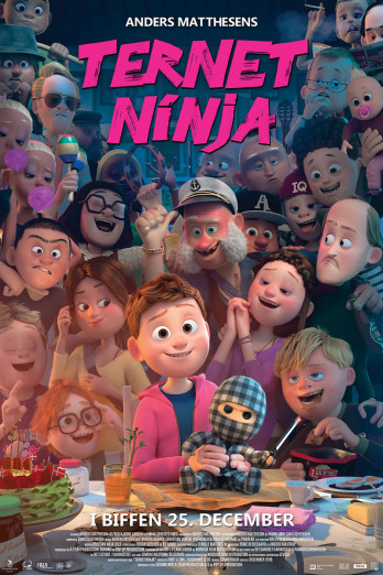 Checkered Ninja 2019 English 720p BluRay