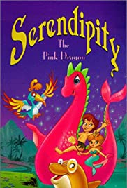 Serendipity the Pink Dragon Poster - TV Show Forum, Cast, Reviews