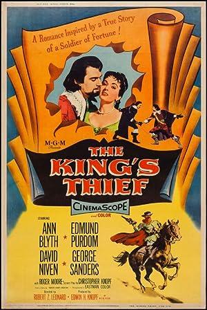 Robert Z. Leonard The King's Thief Movie
