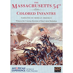 Enkeltlink filmnedlastinger gratis American Experience: The Massachusetts 54th Colored Infantry [DVDRip] [Avi]