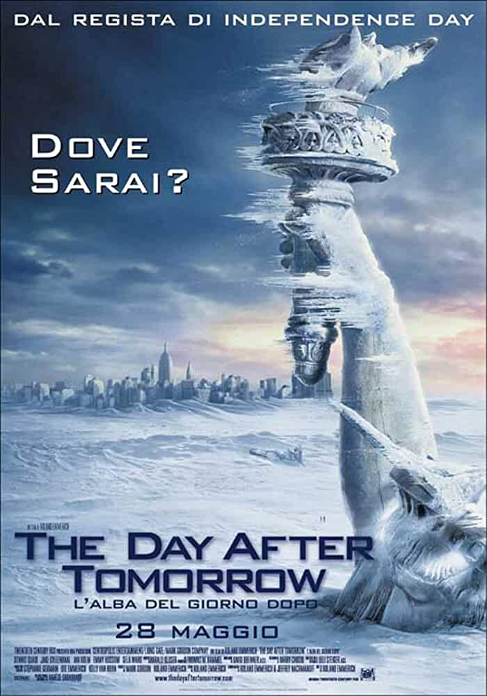 The Day After Tomorrow (2004) Hindi Dubbed