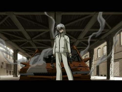 Burst Angel: Vol. 4: Hired Gun