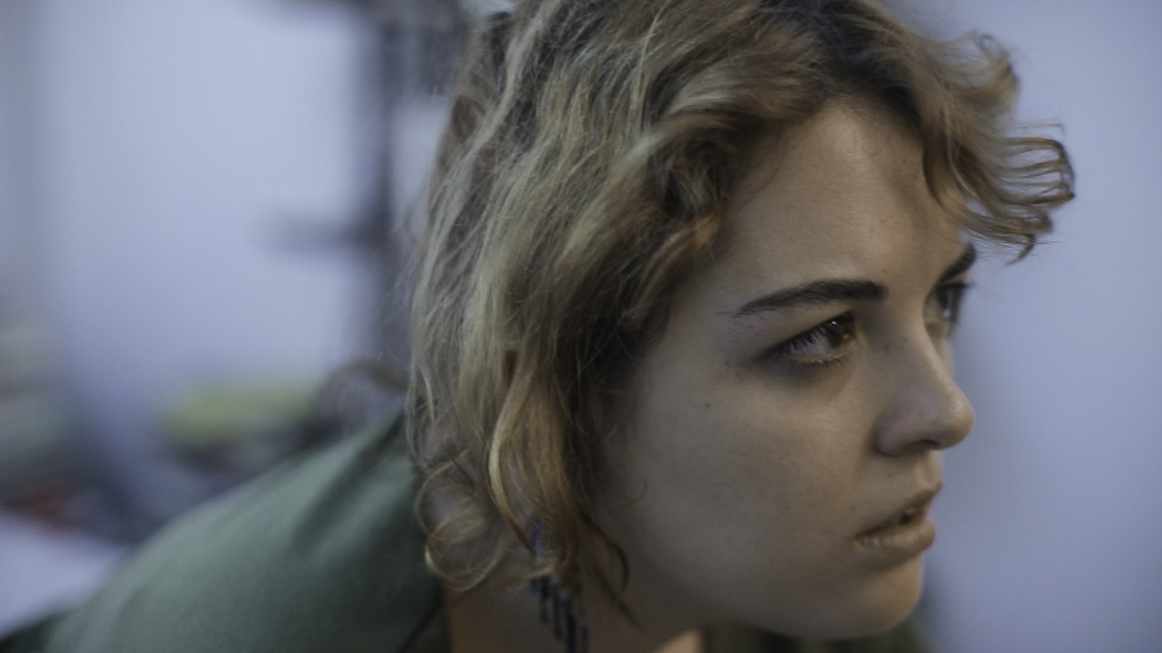 Danae Reynaud in Preludio a una Siesta (2018)