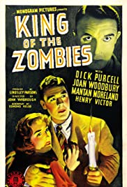 King of the Zombies(1941) Poster - Movie Forum, Cast, Reviews