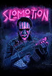 Marilyn Manson: Slo-Mo-Tion Poster