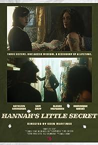 Primary photo for Hannah's Little Secret