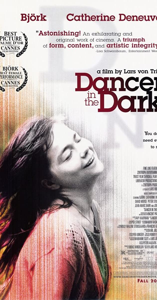 Dancer In The Dark 2000 Imdb