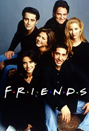Download Friends Season 1-10 {All Episodes} 720p In English (150MB-250MB)