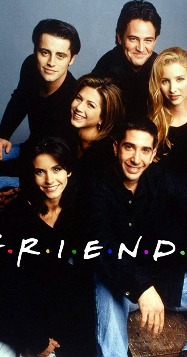 Friends Season 3 Complete 720p.BRrip.Sujaidr (pimprg)