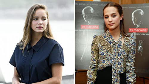 Seeing Double: Is That Alicia Vikander or Alba Baptista? gallery