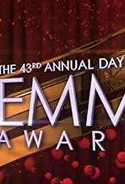 The 43rd Annual Daytime Emmy Awards Poster