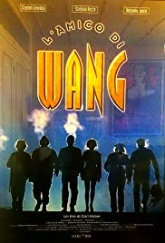 L'amico di Wang Poster