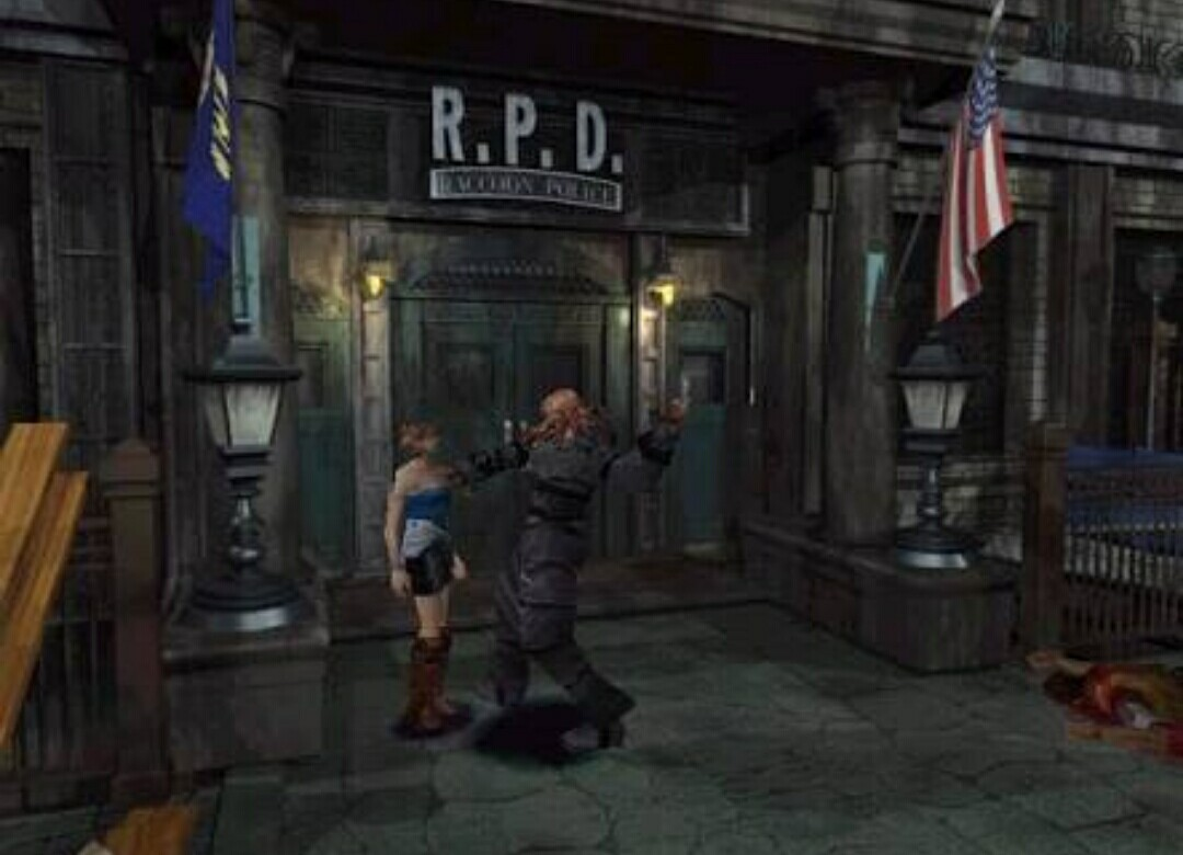 Image result for resident evil 3