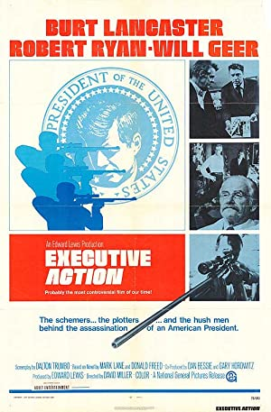 Where to stream Executive Action