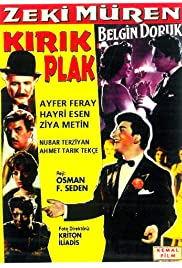 Kirik plak Poster
