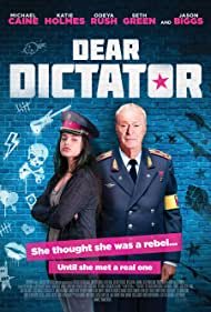 Michael Caine and Odeya Rush in Dear Dictator (2017)