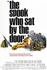 The Spook Who Sat by the Door Poster
