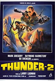 Thunder II Poster