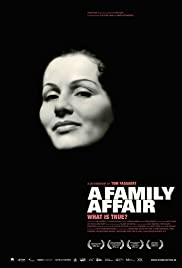 A Family Affair Poster