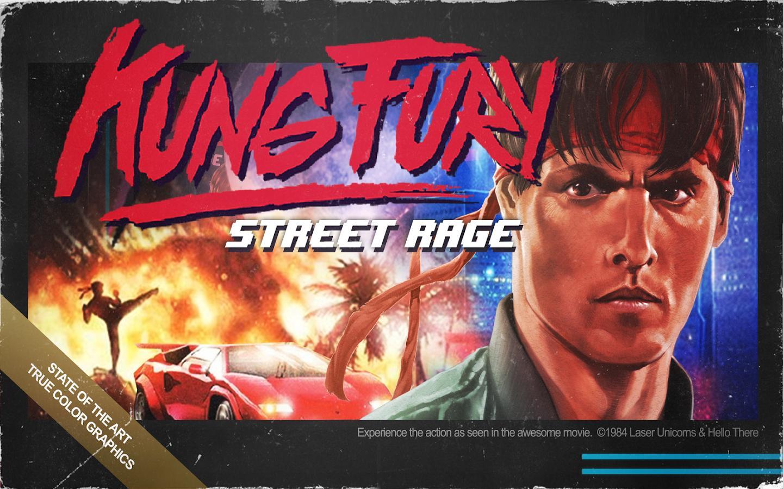Kung Fury: Street Rage (2015)