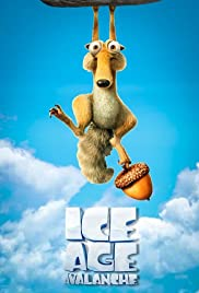 Ice Age Avalanche Poster