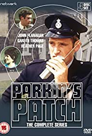 John Flanagan, Heather Page, and Gareth Thomas in Parkin's Patch (1969)
