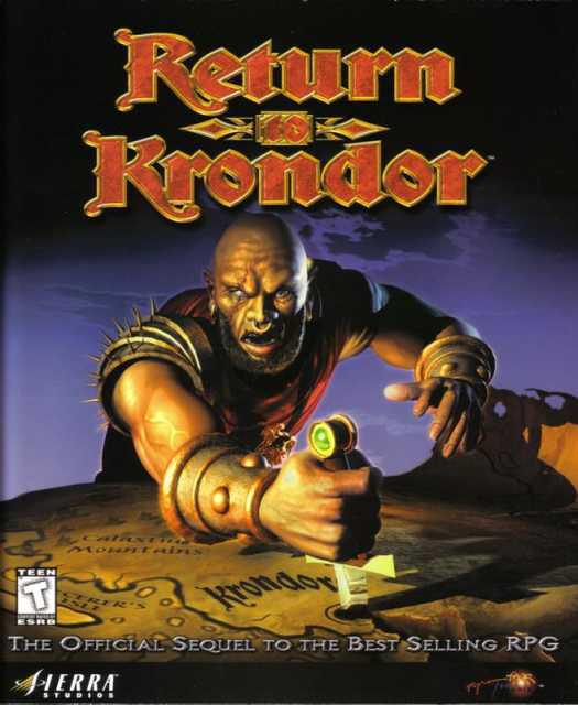 Return to Krondor (1998)