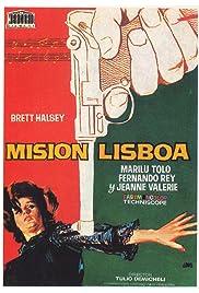 Espionage in Lisbon Poster