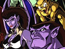 MovieWeb: Gargoyles movie by Jordan Peele