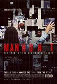 Manhunt: The Inside Story of the Hunt for Bin Laden Poster