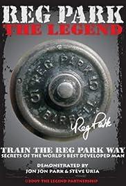 Reg Park: The Legend Poster