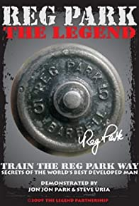 Primary photo for Reg Park: The Legend