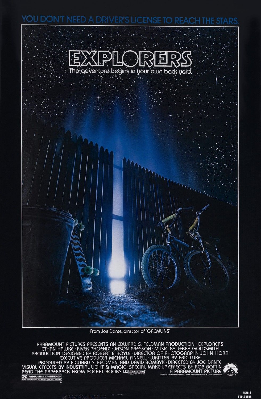 Explorers 1985 Imdb Johnny5shortcircuit2