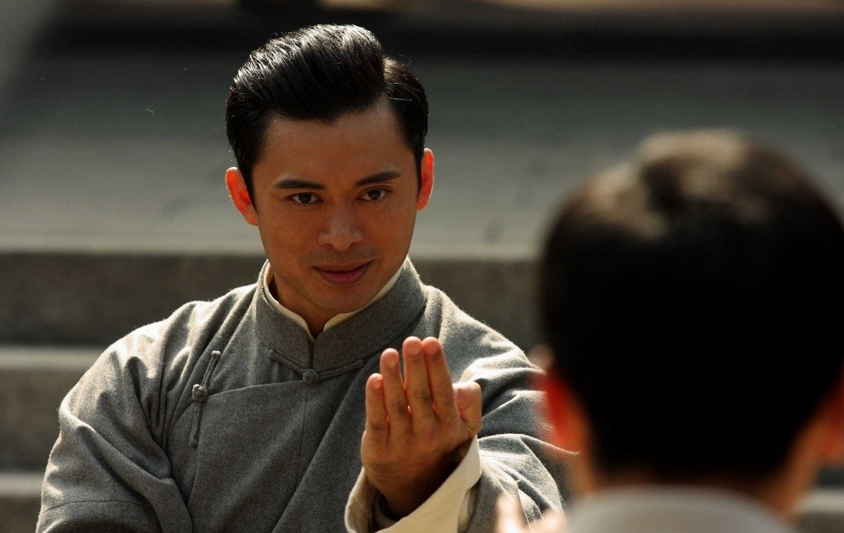 Siu-Wong Fan in Yip Man chin chyun (2010)
