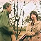 Dragomir Cumic and Gorica Popovic in Halo taxi (1983)