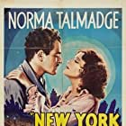 Gilbert Roland and Norma Talmadge in New York Nights (1929)