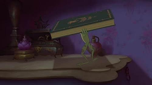 "The Princess and the Frog: ""Kiss the Frog"""