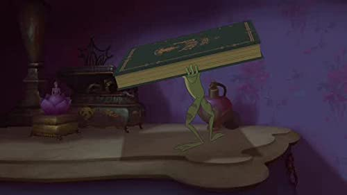 "The Princess and the Frog: ""Kiss the Frog"""