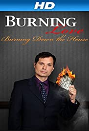 Burning Love 3: Burning Down the House Poster